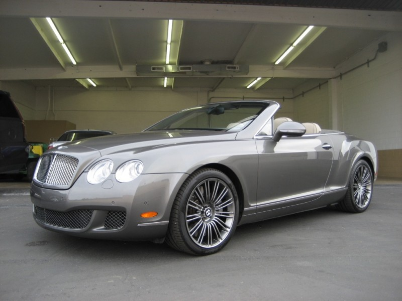 2011 Bentley Continental Gtc Speed Convertible For Sale