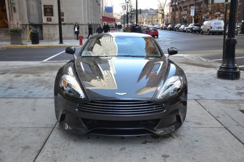 2014 Aston Martin Vanquish V12 for sale