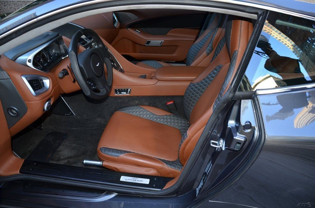 2014 Aston Martin Vanquish V12