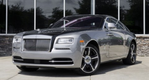 2014 Rolls Royce Wraith for sale