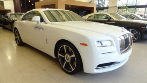 2015 Rolls Royce Wraith for sale