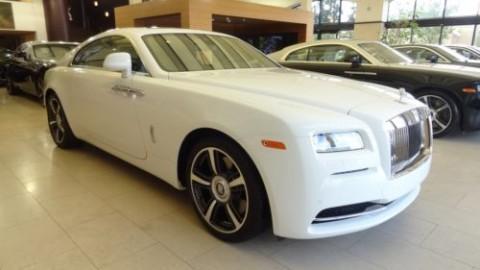 2015 Rolls Royce Wraith for sale