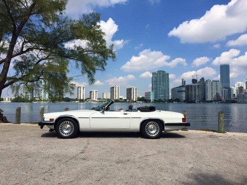 1989 Jaguar XJS Convertible for sale