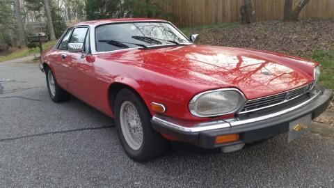 1989 Jaguar XJS for sale