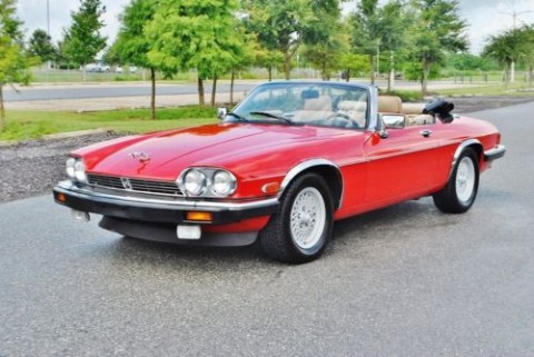 1991 Jaguar XJS 1 of the best original xjs v 12 conv in country for sale