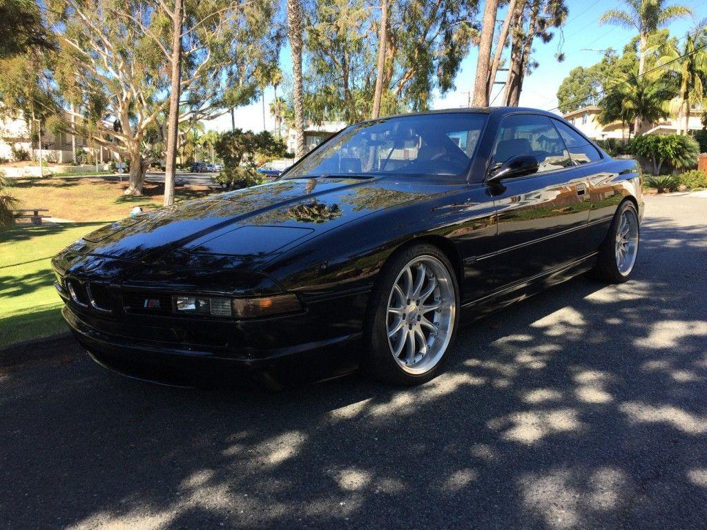 1995 Bmw 850csi For Sale