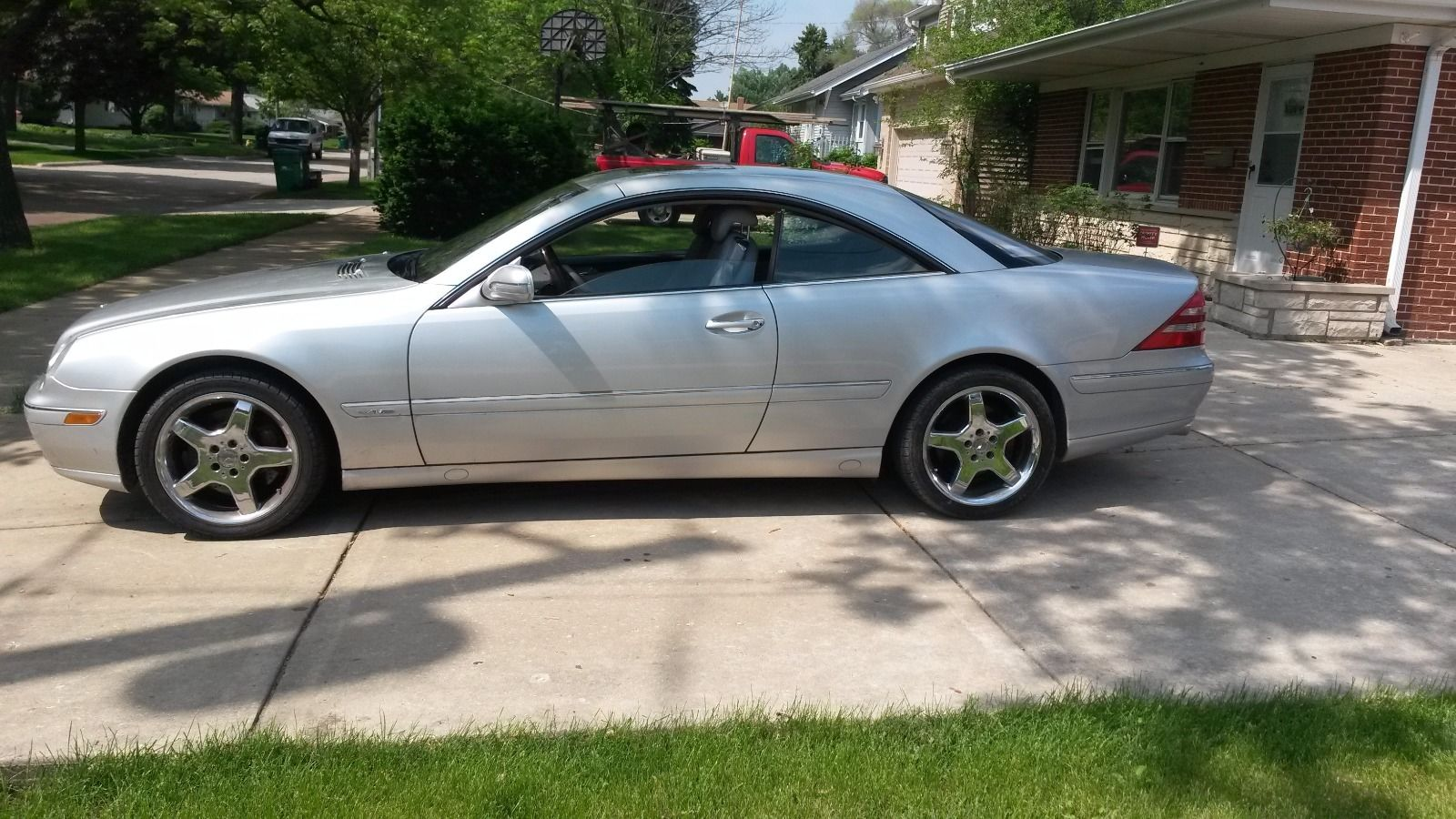 2001 mercedes benz cl600 coupe for sale for 2001 mercedes benz s500 for sale