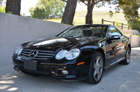 2004 Mercedes Benz SL600 AMG for sale