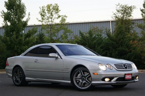 2005 Mercedes Benz CL65 AMG for sale