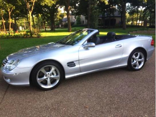 2006 mercedes benz sl600 v12 for sale. Black Bedroom Furniture Sets. Home Design Ideas