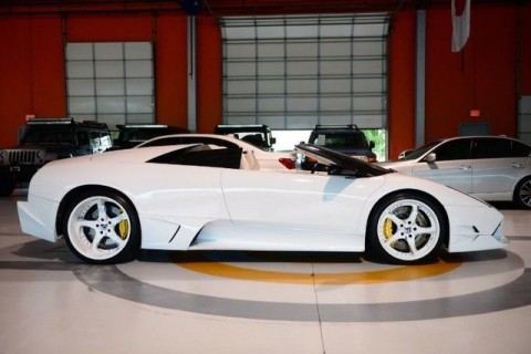 2008 Lamborghini Murcielago Roadster LP640 Signed By Balboni for sale