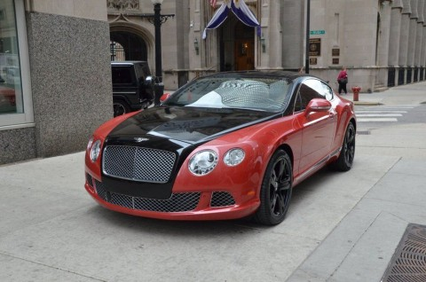 2012 Bentley Continental GT 2 tone for sale