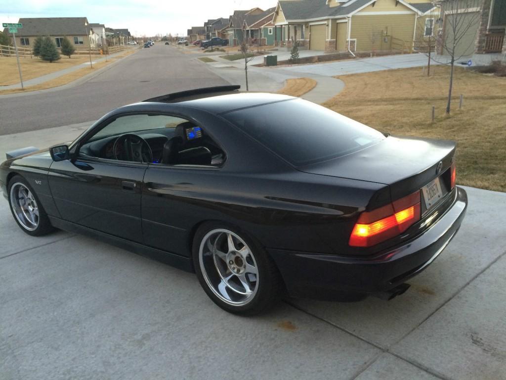 1991 Bmw 850i E31 For Sale