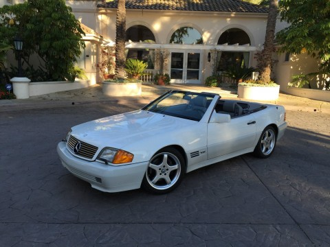 1994 Mercedes Benz SL600 Convertible for sale