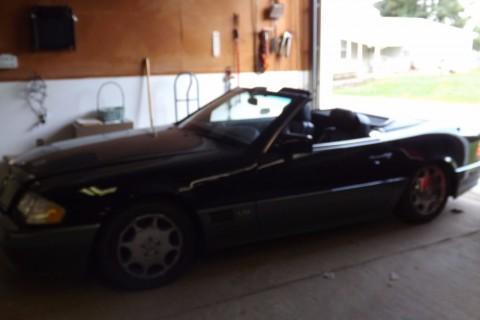 1995 Mercedes Benz SL600 Convertible for sale