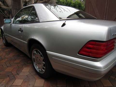 1996 Mercedes Benz SL600 AMG V12 for sale