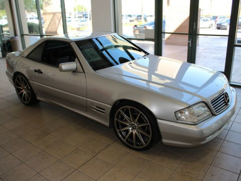 1997 Mercedes Benz SL600 Roadster 6.0L for sale
