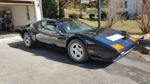 1983 Ferrari Boxer 512bbi for sale