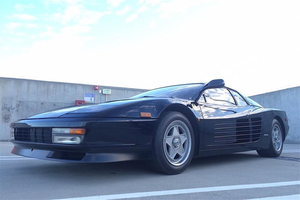 1986 Ferrari Testarossa Monospecchio For Sale