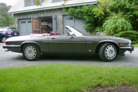 1988 Jaguar XJS Hess and Eisenhardt Convertible for sale