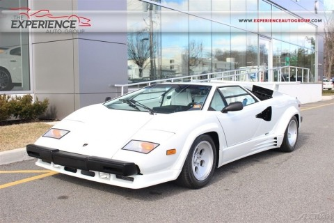 1988 Lamborghini Countach (1988 1/2) for sale