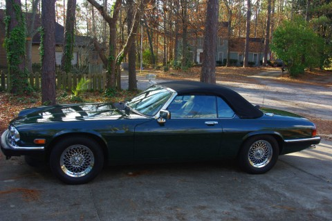 1989 Jaguar XJS Base Convertible Restored for sale