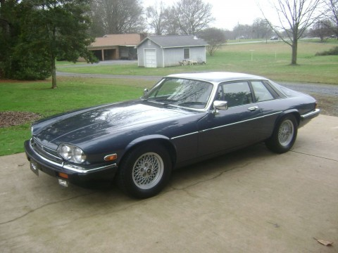1989 Jaguar XJS for sale
