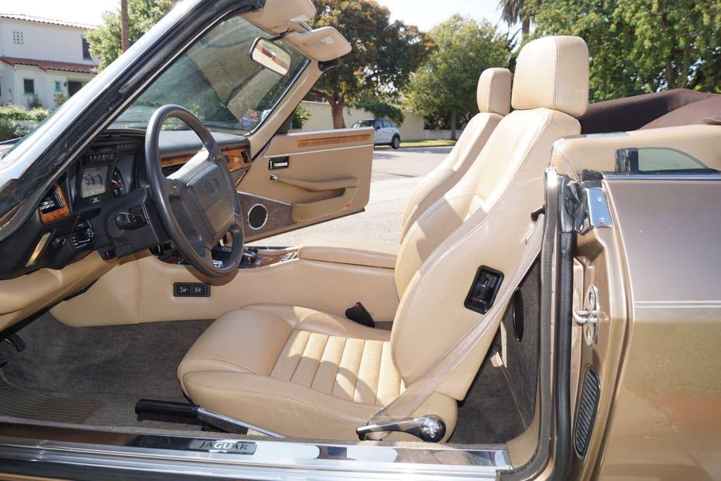 1990 Jaguar XJS 5.3L V12 Convertible