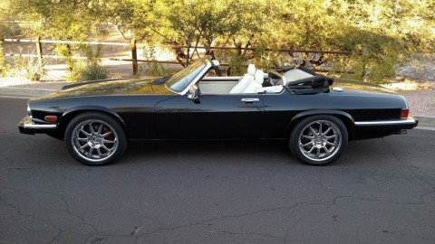 1990 Jaguar XJS Base Convertible 2 Door 5.3L for sale
