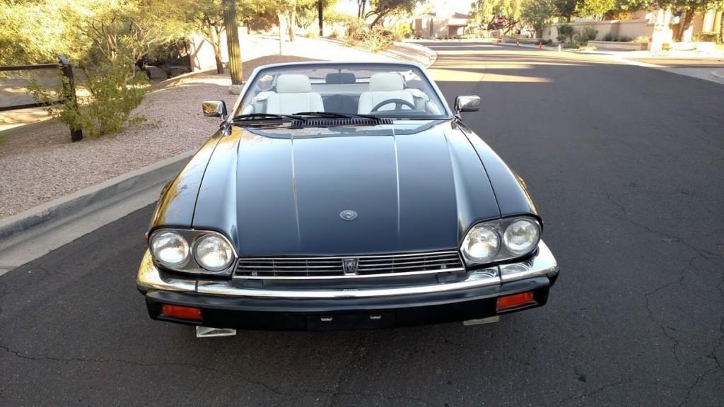1990 Jaguar XJS Base Convertible 2 Door 5.3L