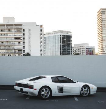 1992 Ferrari Testarossa 512TR for sale