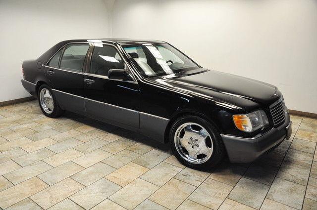 1992 Mercedes Benz 600sel V12 For Sale