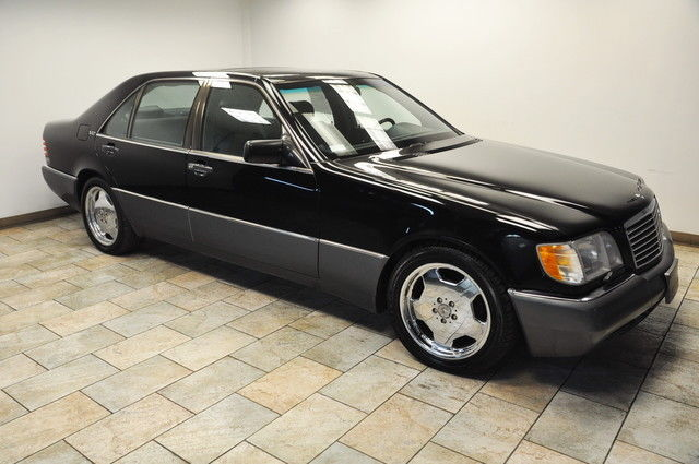 1992 mercedes benz 600sel v12 for sale for Mercedes benz for sale in ohio