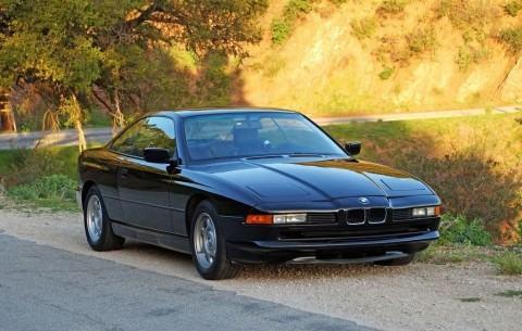 1993 BMW 8 Series 850ci for sale