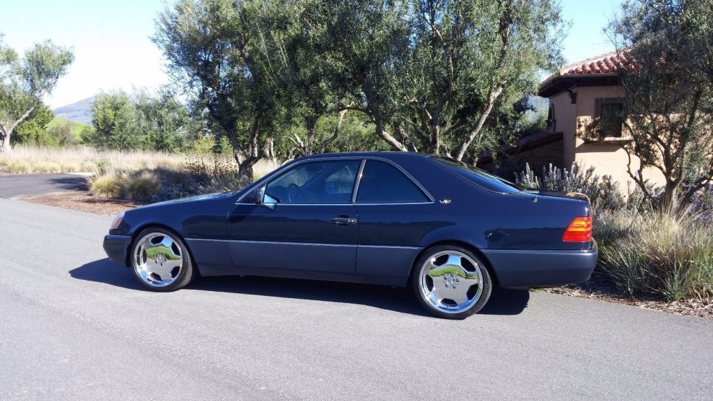 1994 mercedes benz s600 v12 for sale for S600 mercedes benz for sale