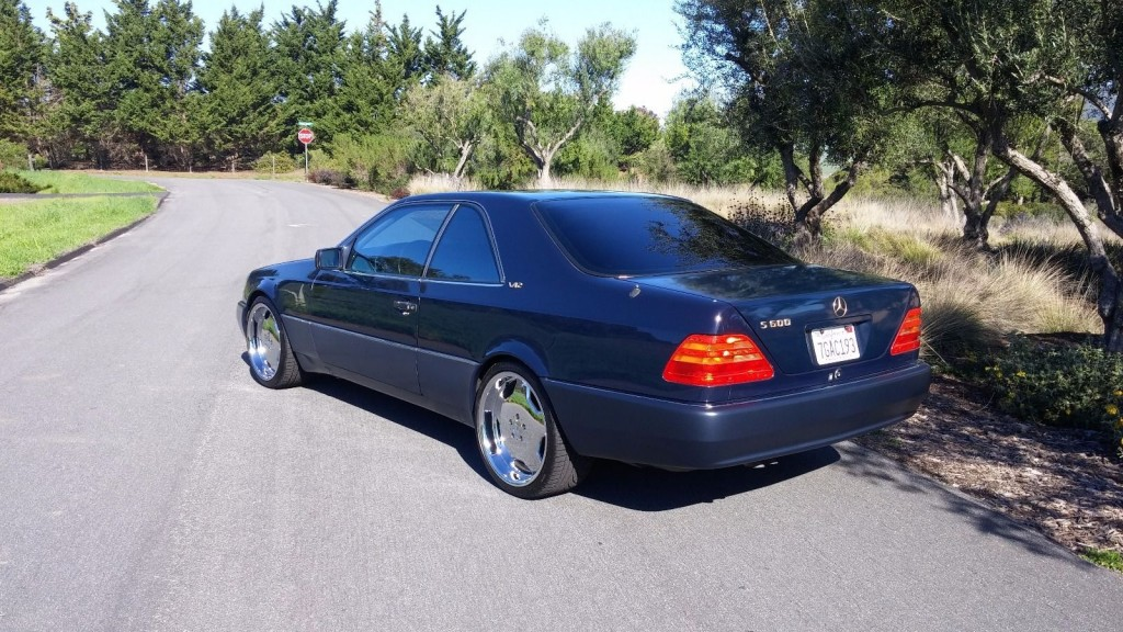 1994 mercedes benz s600 v12 for sale for Mercedes benz for sale in md