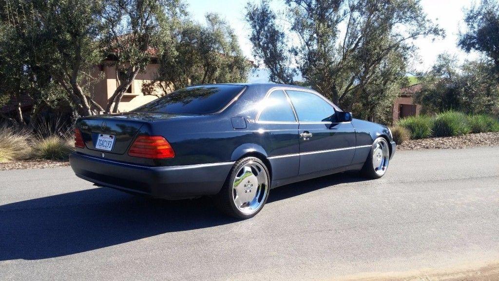 1994 mercedes benz s600 v12 for sale for Mercedes benz s600 v12