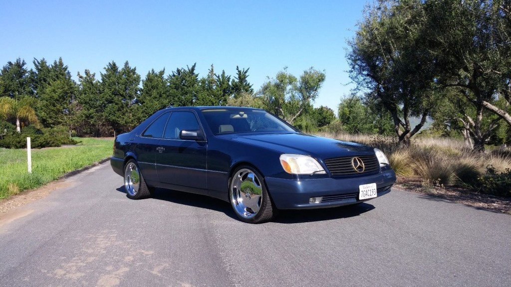 1994 mercedes benz s600 v12 for sale