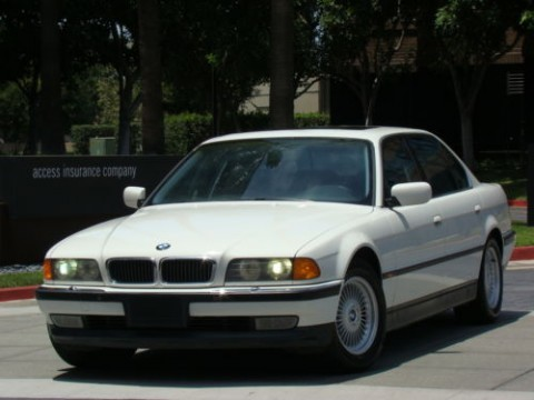 1996 BMW 7 Series 750IL for sale