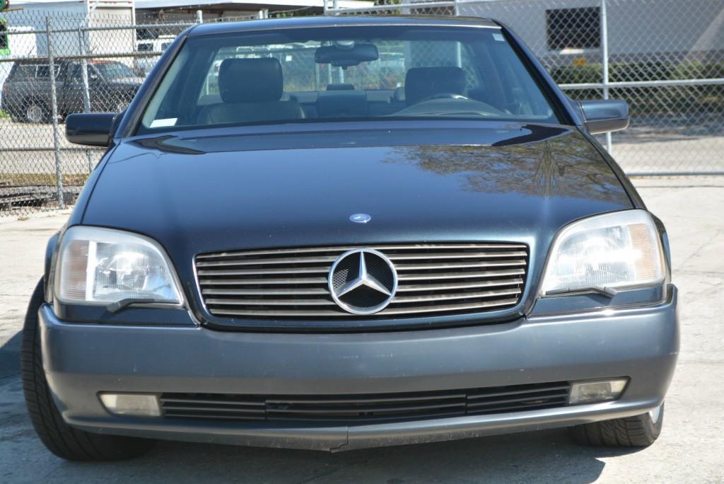 1996 Mercedes Benz S600 Coupe 2 Door 6 0l For Sale