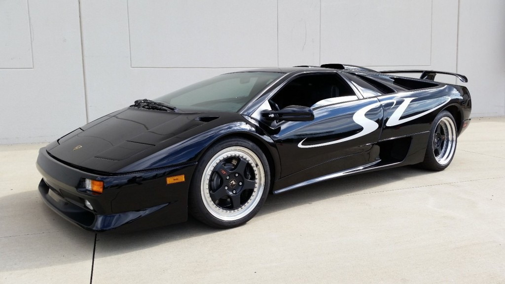 1998 Lamborghini Diablo Sv For Sale