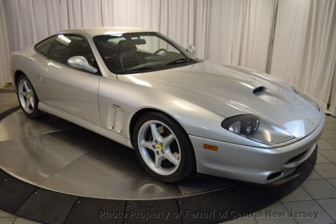 1999 Ferrari 550 for sale