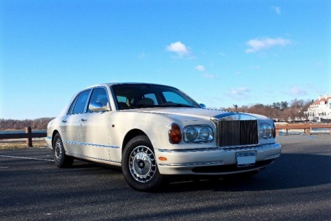 1999 Rolls Royce Silver Seraph for sale