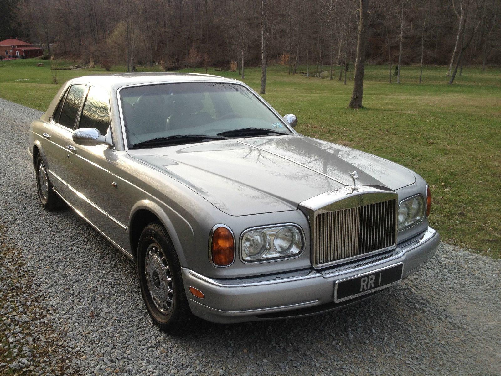 1999 Rolls Royce Silver Seraph For Sale