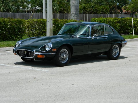 1971 Jaguar XKE V 12 2+2 Series III for sale