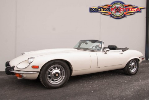 1973 Jaguar E Type for sale