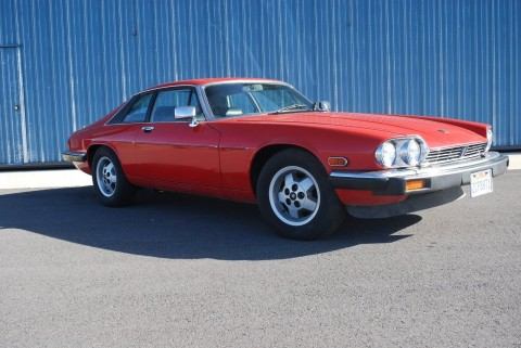 1986 Jaguar XJS V12 for sale