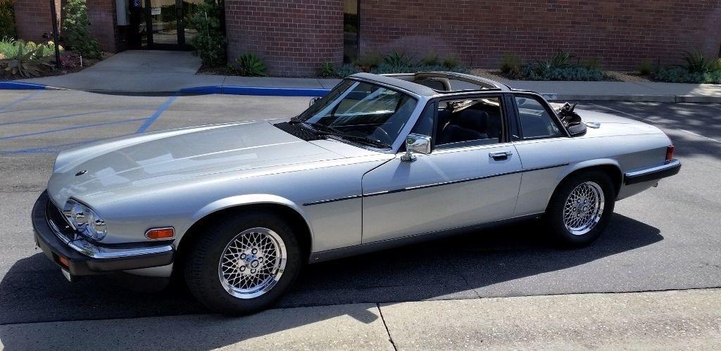 1989 Jaguar Xjs C Cabriolet For Sale