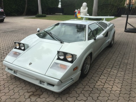 1989 Lamborghini Countach LP112D 25th Anniversary for sale
