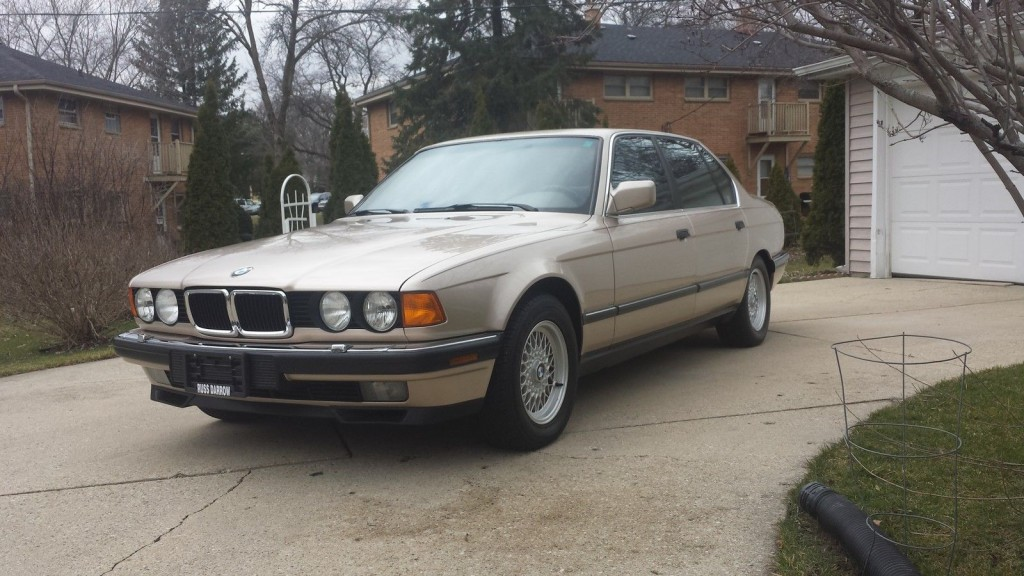 1992 Bmw 7 Series 750il V12 For Sale